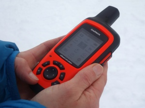 satellite messenger Garmin Inreach Explorer