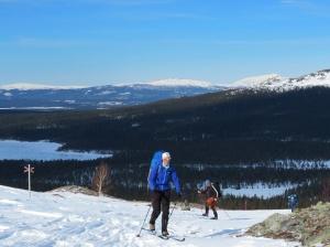 langlaufen in zweden